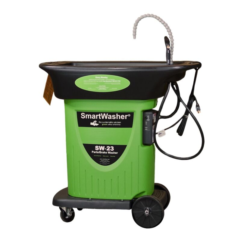 SmartWasher SW-423 Mobile Parts Washer Kit, 1 Kit CRC14740 Brand New!