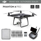 DJI Phantom 4 PROFESSIONAL Model Quadcopter - OBSIDIAN Edition + SCREEN