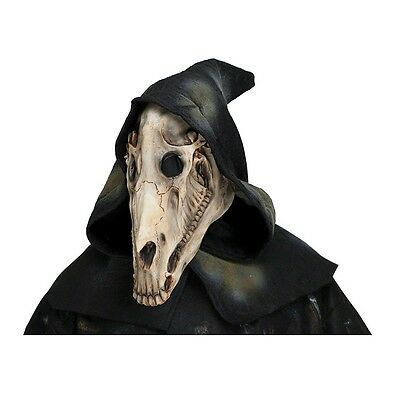 Horse Skull Mask Adult Scary Halloween Costume