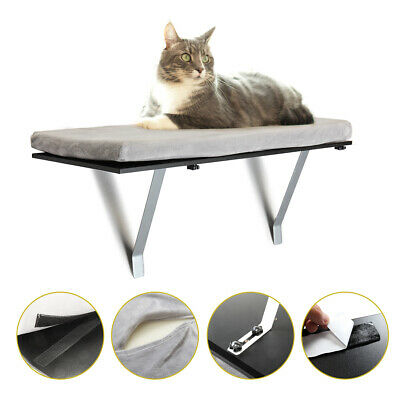 Cat Window Sill Perch Bed Mount Hammock Seat Shelf Pet Cats Kitty Birds Sleeping ()