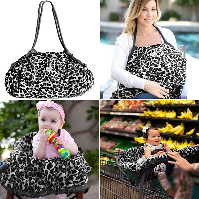 Baby Bella Maya Nursing Cover Tote Bag Play Mat Infant Car Seat/High Chair Cover