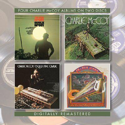 BUMS: REAL MCCOY/CHARLIEMCCOY GOOD TIME CHARLIE/+ 2 CD NEU (Good Time Charlie)