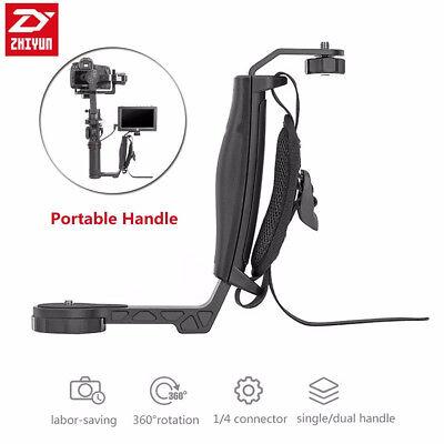 Zhiyun Transmount Mini Dual Grip Bracket für Zhiyun Crane 2 Crane Plus M Gimbal