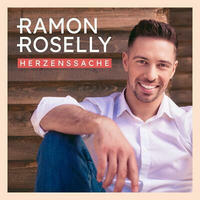 CD*RAMON ROSELLY**HERZENSSACHE***NAGELNEU & OVP!!