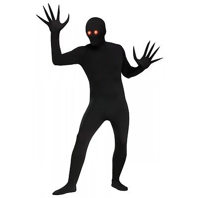 Shadow Costume Adult Scary Halloween Fancy Dress - Adult Scary Halloween Costumes