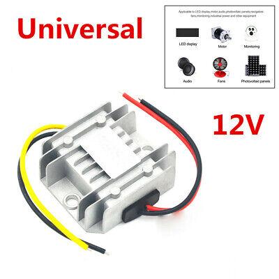 1x 5-32v To 12v 3a Dc Power Voltage Regulator Stabilizer For Car Radio Speaker