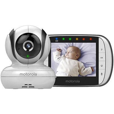 Motorola MBP36S Digital Video Baby Monitor - Warehouse Clearance