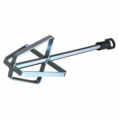 Cementgrout Mixing Paddle - Mini Whip Small Batch Mud Pan Mixer - Ox Tools