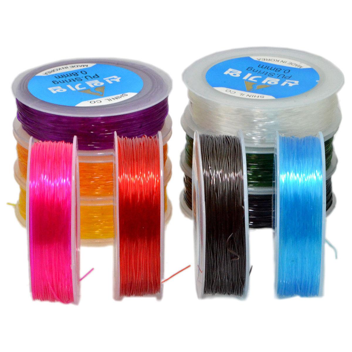 Korean Strong Stretchy Elastic String Cord Thread For Diy Br