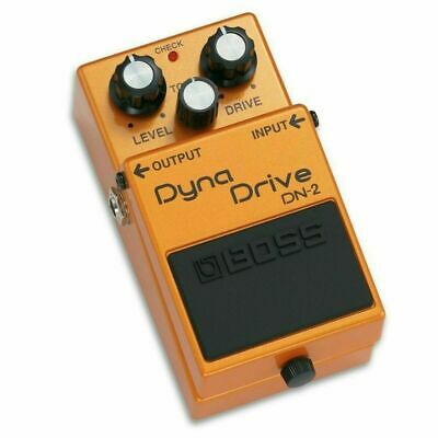 Boss DN-2 Dyna Drive Effects Pedal New FREE CARRIAGE