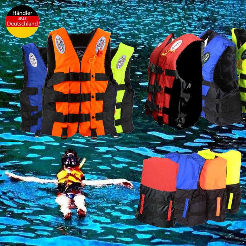 Kinder Erwachsene ISO Schwimmweste Rettungsweste Schwimmhilfe Kanuweste Sport de