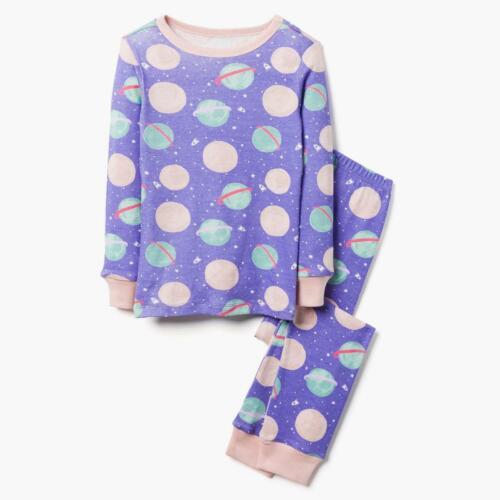 NWT Gymboree Planets Gymmies Pajama Set Girl Iris many sizes