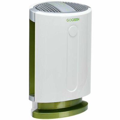 3-in-1 Air Purifier HEPA Filter Particle Carbon Filter Odor