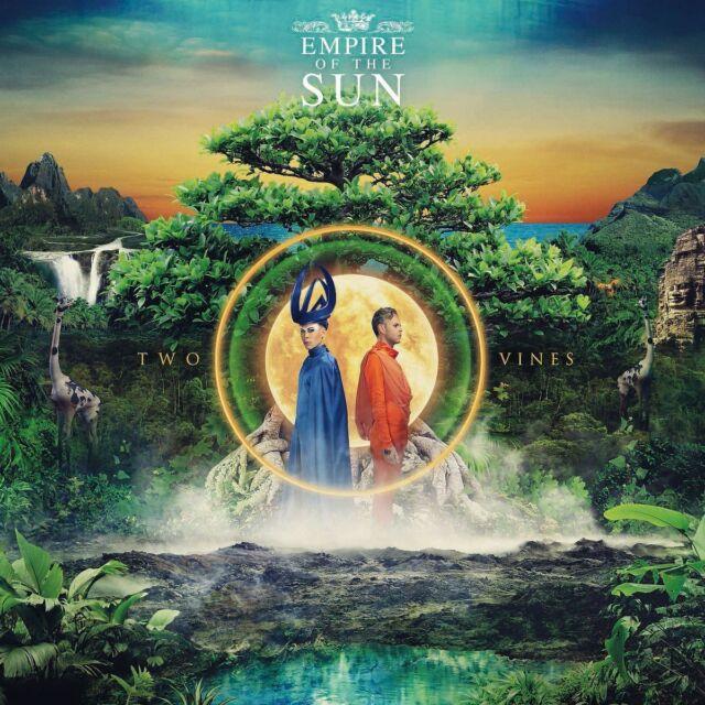 Empire Of The Sun - Two Vines - CD NEU