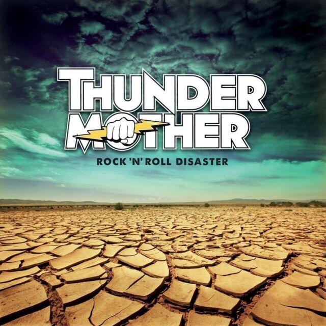THUNDERMOTHER - ROCK 'N' ROLL DISASTER  CD NEU