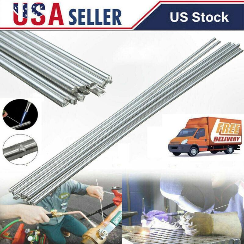 20Pcs Aluminum Flux Cored Low Temperature Welding Wire Brazing Repair Rod Solder