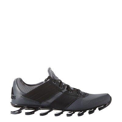 Mens Adidas Springblade Solyce Grey Sport Athletic Running Shoes Aq5678 Sz 8 13