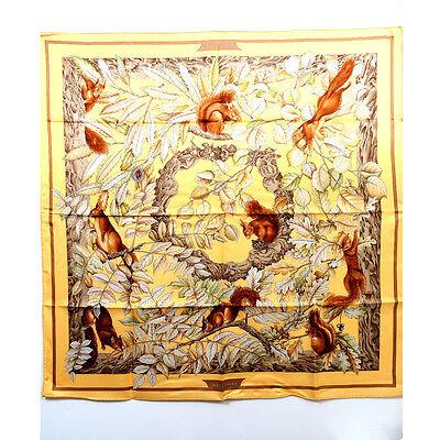 Шарфы и палантины Authentic HERMES Silk
