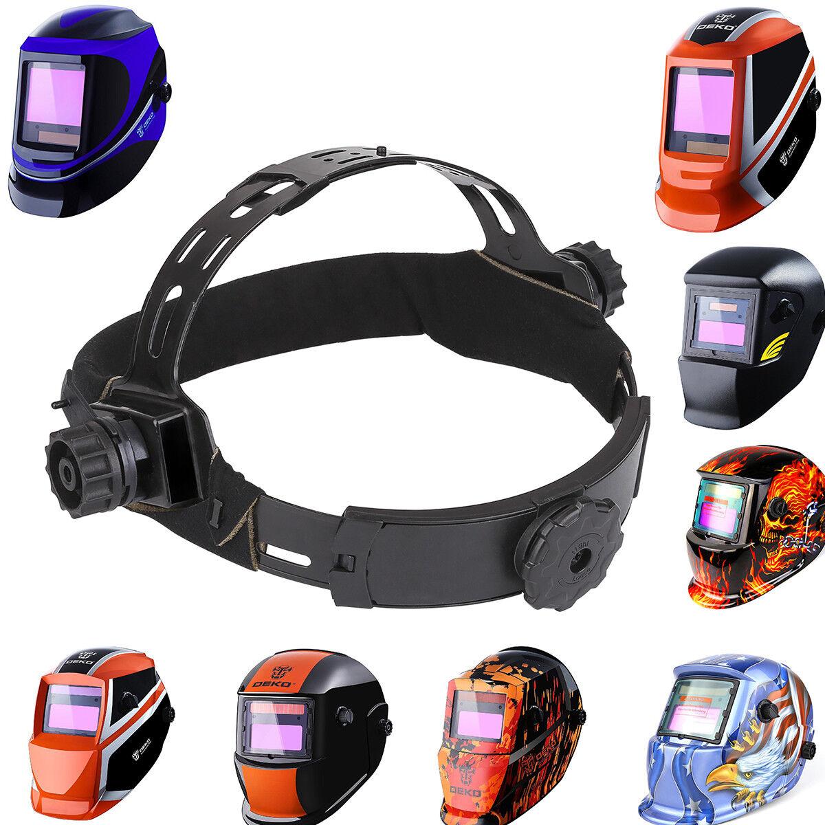 DEKO Adjustable Replacement Headgear for Darkening Welding H