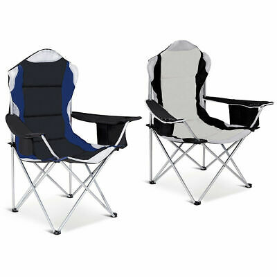 Fishing Camping Chair Seat Cup Holder Beach Picnic Outdoor P
