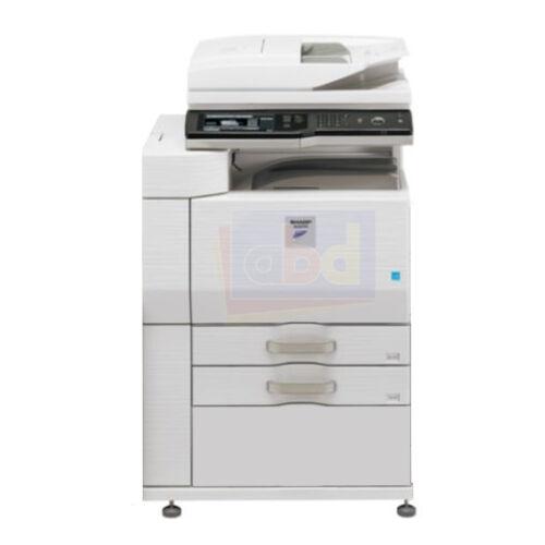 Sharp Mx-m753 A3 Mono Laser Copier Printer Scanner Mfp 75 Ppm M623