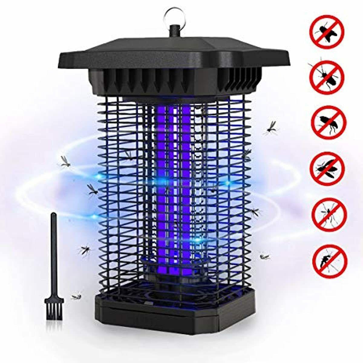 1X Nouveau Insectifuge ultrasonique Electrique Article Anti-Moustique Magnet Q4V