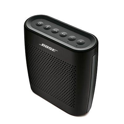 BOSE SoundLink Colour schwarz Bluetooth Speaker mobiler Lautsprecher Box NEU/OVP