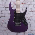 Ibanez Purple Electric Guitars