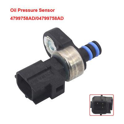 Jeep Transmission Sensor - OEM Transmission Line Pressure Sensor Transducer for Jeep 4799758AD 545RFE 68RFE