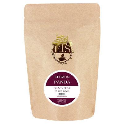 Keemun Panda Tea - Tea Bags