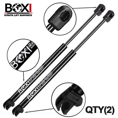 QTY2 Rear Window Glass Lift Supports Struts Shock For Nissan Pathfinder 2005 13