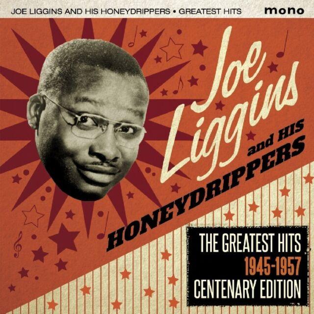 JOE LIGGINS - GREATEST HITS 1945-57   CD NEU
