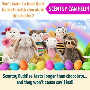 Scentsy for Easter