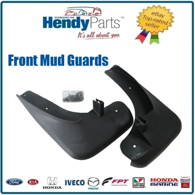 New! GENUINE FORD FOCUS MK3 2011 ONWARDS FRONT MUD FLAPS GUARDS 1722673