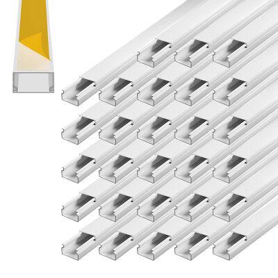 Kabelkanal selbstklebend 15 x 10 mm 28 m Installationskanal Elektro Kabel