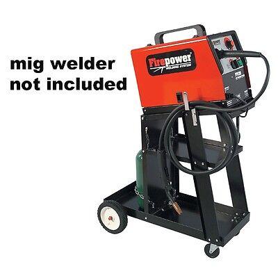 Firepower Heavy Duty Mig Welder Welding Cart 1444-0407