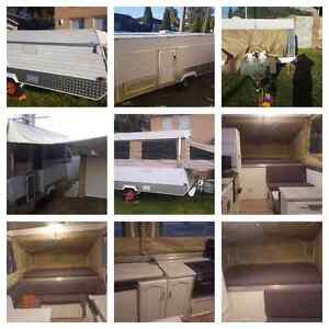 Viscount wind up caravan Blacktown Blacktown Area Preview