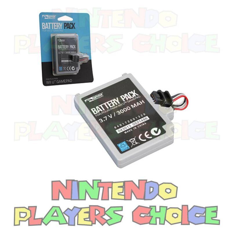 MEGA Nintendo Wii U Gamepad Internal Extended Battery Pack 3.7V  3000MaH