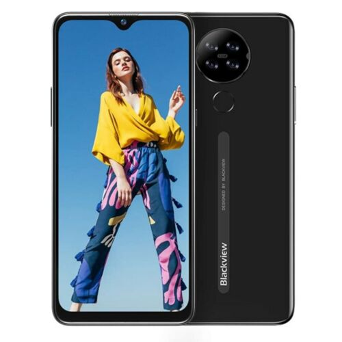 Android Phone - Blackview A80 Android 10 GO 4G Unlocked Mobile Phone DUAL SIM Free Smartphone