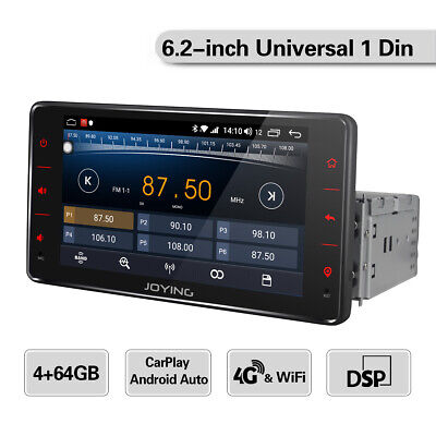 """6.2"""" Android Octa-Core 64Bit Car Multimedia Navigation System with Built-in 4G"""