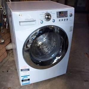 HUGE 8.5kg L.G Front Load washing machine Ferny Hills Brisbane North West Preview