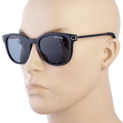 Black Cat Eye Women's POLARIZED Sunglasses Retro Glasses Vintage Design (Women's Black Cat Eye Sunglasses)