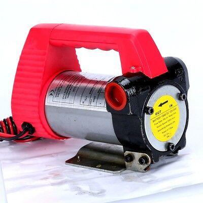 12v 175w Diesel Biodiesel Kerosene Pumpcast Fuel Oil Transfer Pump