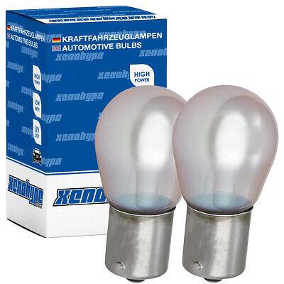 Xenohype Chrom e Bau15s PY21W Front Blinker Birnen Lampen C1