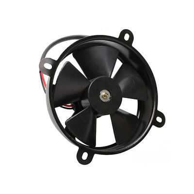 Motorcycle Electric Radiator Thermal Cooling Fan Oil Water Cooler Buggy Go Kart