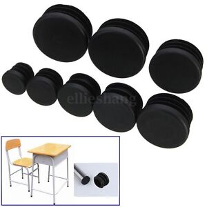 Pack Of 10x 8 Size Plastic Blanking End Caps Insert
