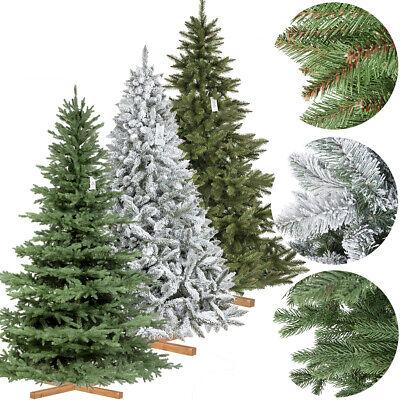 Künstlicher Weihnachtsbaum Tannenbaum Fairytrees® Kunstbaum Christbaum künstlich