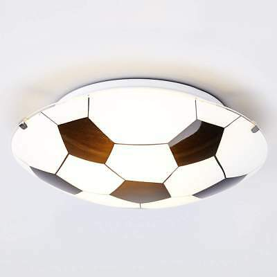 Deckenleuchte Fußball Deckenlampe Deko Kinderleuchte Kinderzimmer Lampenwelt