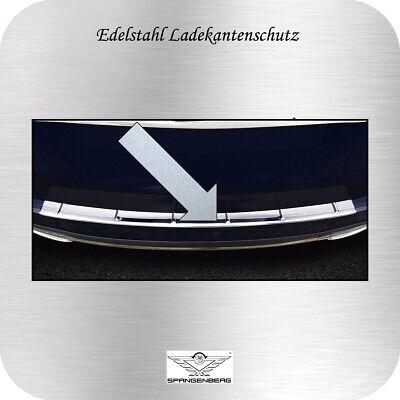 Profil Ladekantenschutz Edelstahl für Mercedes GLE II SUV Typ V167 W167 10.2018-