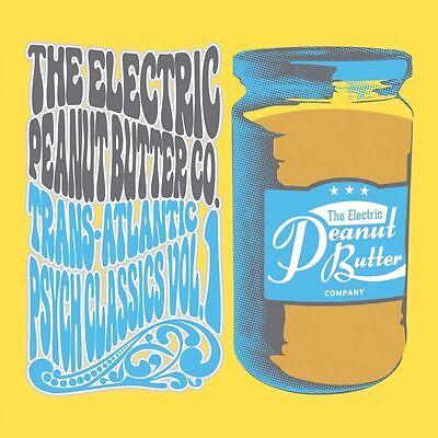 """Electric Peanut Butter Company - Trans-Atlantic Psych Classics Vol. 1 - 2x12"""""""